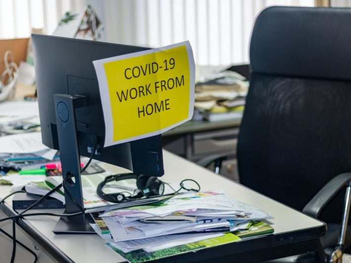 RWG Are Working From Home – Covid19 Policy